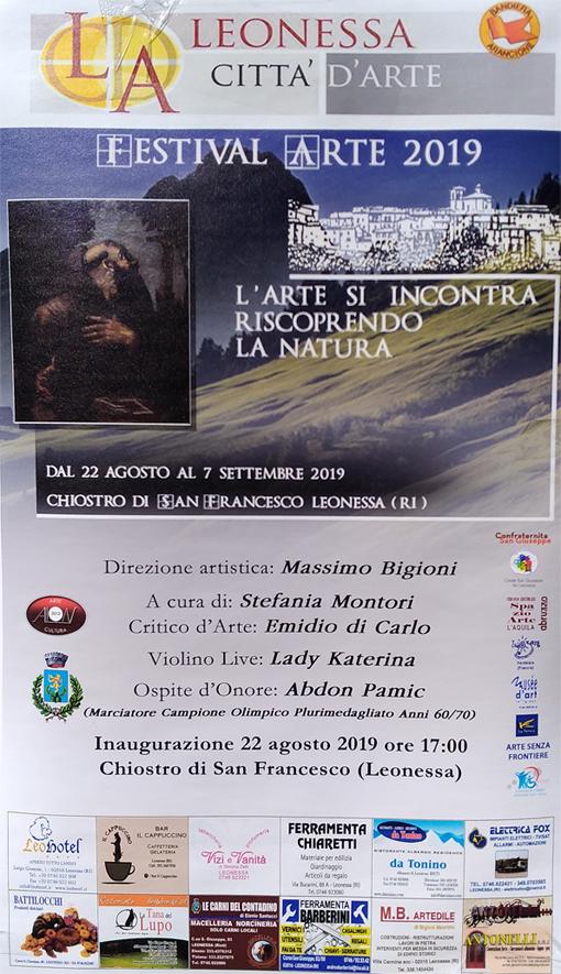 Festival Arte 2019
